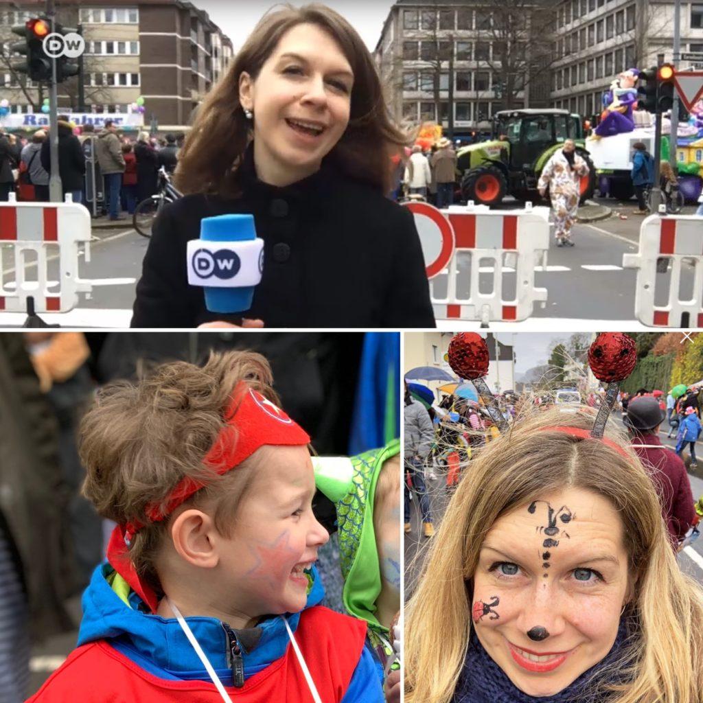 Karneval und Kinder