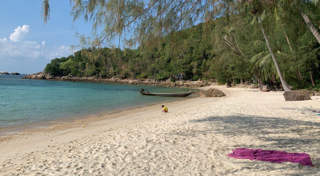 Coconut Beach - idyllisch und menschenleer